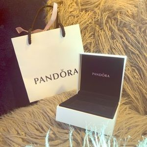 Pandora bundle (gift bag+gift box)